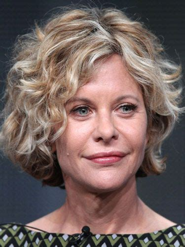 meg ryan short hairstyles for women over 50 the perfect cut for your hair type meg ryan wavy hair