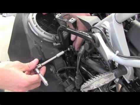 Lu Led Hid Motor how to install hid xenon headlights on a bmw r 1200gs