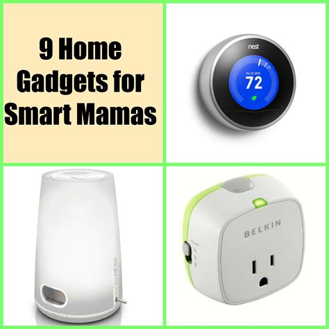 household gadgets 9 smart home gadgets for 2013 smarty pants mama