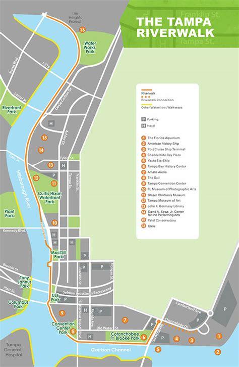 riverwalk map running on the ta riverwalk food and on the runfood and on the run