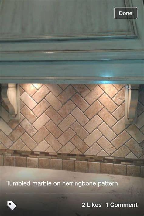 herringbone pattern tile backsplash backsplash done with subway tile in herringbone pattern