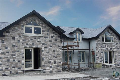 building houses stone cladding the solution is stonewrap killeshal