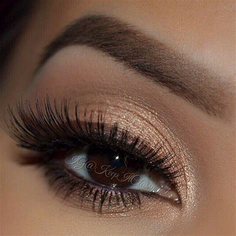 Makeup Brown use brown gel eyeliner instead of black for a softer effect all dolled up
