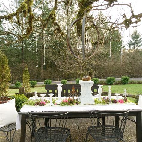 home garden decoration vintage outdoor garden party decoration ideas hallstrom home