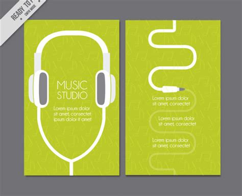 19 dj business cards free premium psd ai format download
