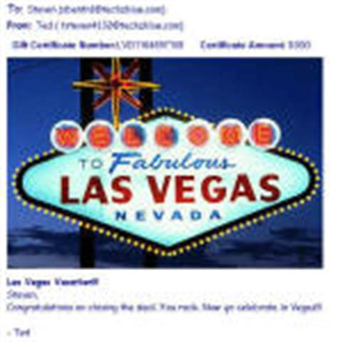 Gift Cards Las Vegas - las vegas gift cards and gift certificates