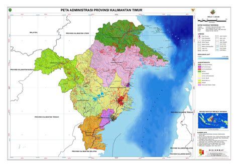 Atlas Tematik Provinsi Papua administrasi provinsi kalimantan timur peta tematik indonesia