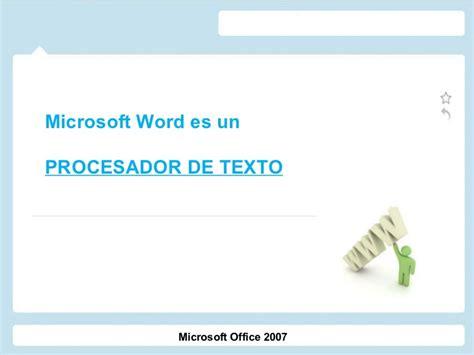 procesador de texto procesador de textos