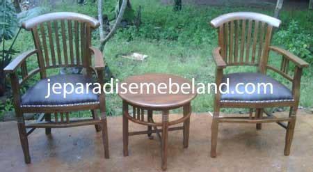 Bangku Sofa Jati Paradise kursi teras tanduk model jok pesanan bpk stanlee tanjung