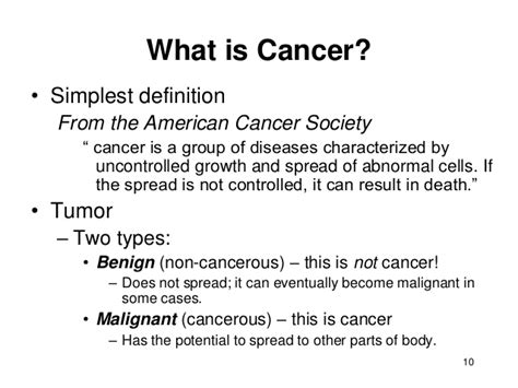 Oncology Description by Cancer Casestudy