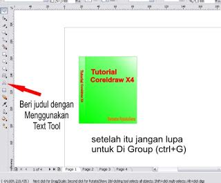 cara membuat cover buku dengan coreldraw x6 cara membuat cover buku menggunakan coreldraw x6 altavia