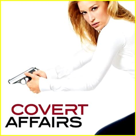 covert affairs cancelled after 5 seasons by usa network covert affairs canceled by usa after five seasons