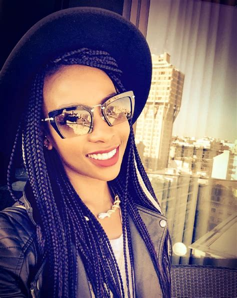 mzansi new braid hair stylish pearl modiadie spoils her bae with a really pricey gift