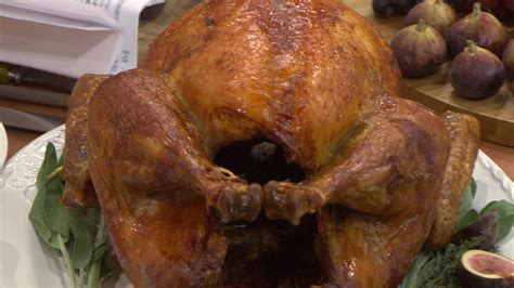 7 Dishes To Try This Thanksgiving by Try Martha Stewart S Thanksgiving Turkey With