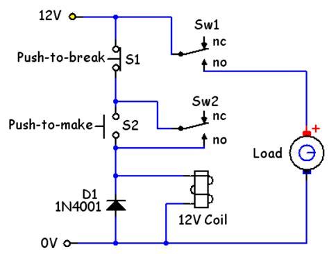 latching relay wiring schematic efcaviation