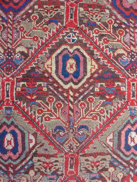 northwest kurdish rug with classic