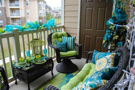 Small Decorations by Apartment Decorations Balcony Garden Design Design With