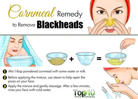 Home Remedy For Blackheads by Home Remedies To Get Rid Of Blackheads Fast Top 10 Home