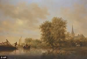 Tamara De Lempicka Art six landscape paintings stolen from museum in second major