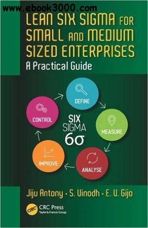 lean six sigma for small and medium sized enterprises a practical guide books lean six sigma for small and medium sized enterprises a