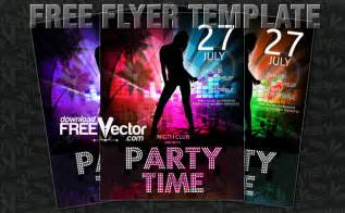flyer templates free vector 123freevectors