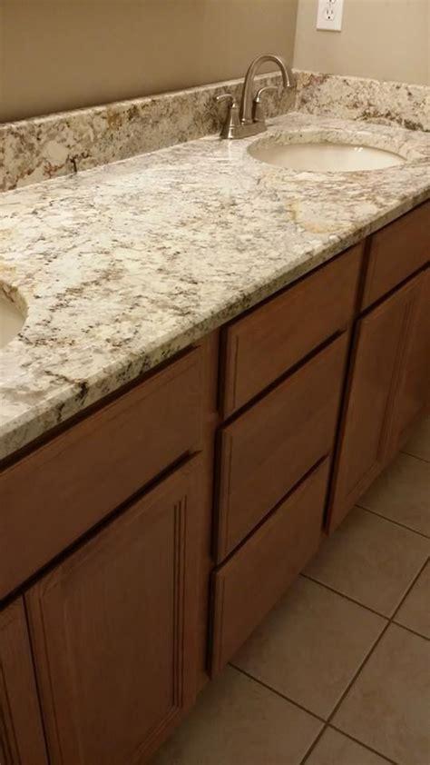 Bathroom Granite Countertops Price White Springs Granite From Knoxville S Interiors For
