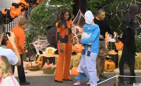 michelle obama halloween michelle obama s halloween outfit is theme dressing gone