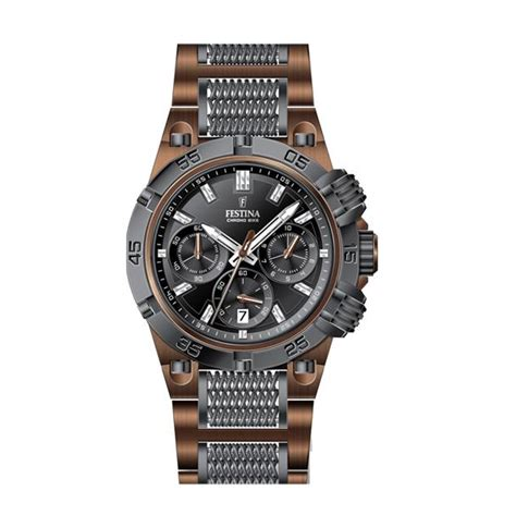 Festina Limited Edition 1573 by Festina Limited Edition Black Limited Edition 2011