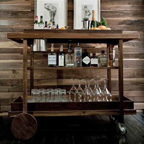 Handmade Bars - diy trend bar carts diy done right