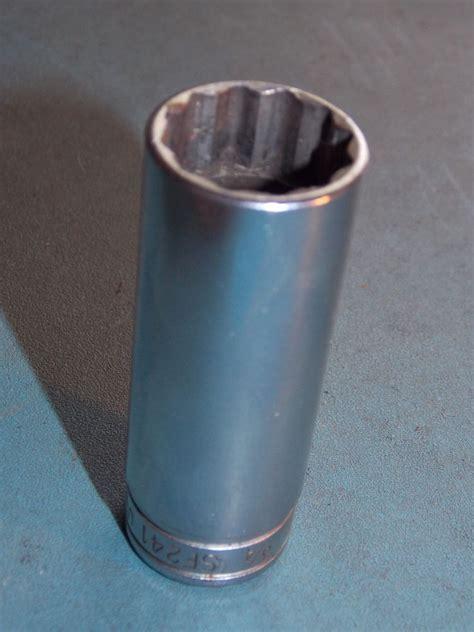 Lippro 3 4 Dr 12pt Socket Kunci Sock 2 1 4mm 4225s 2 1 4 De3 3 4 socket 3 8 dr 12 pt snap on sf241 ebay