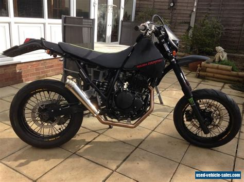 Suzuki Dr350 Exhaust 1994 Suzuki Dr For Sale In The United Kingdom