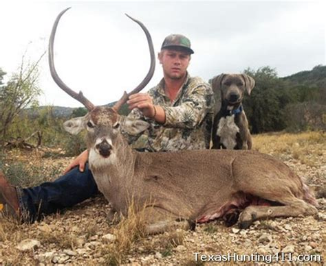 the secret behind the huge spike in new real estate big spike buck looks like new record texas hunting times