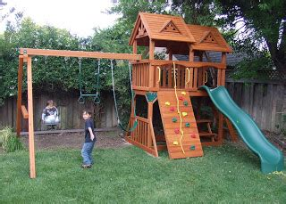 costco swing set anyone have the costco mountainview swing set