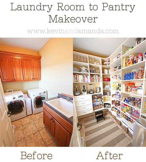 What Is Pantry Room by New House Tour Pantry Makeover Before And After Photos