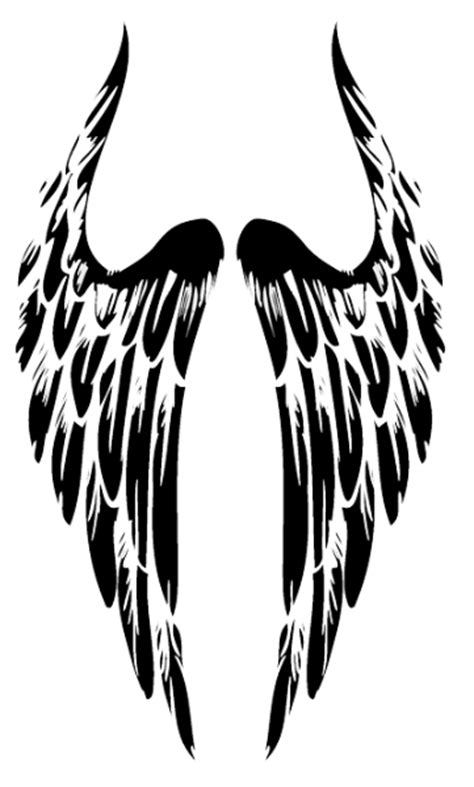 angel kneeling tattoo clipart best