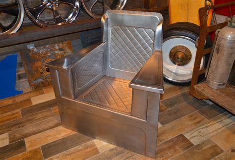 garage junkies custom metal chairs garagejunkies
