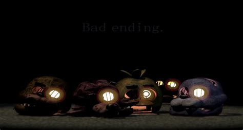 Or Ending The Secrets Of Five Nights At Freddy S 4 What Will The Chapter Be About Overmental