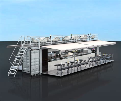 Unique Homes Plans by Incredible Features Of Pop Up Restaurant Containers Pop