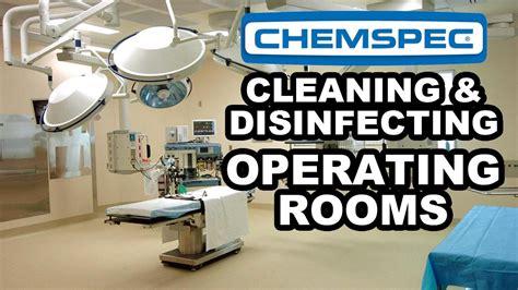 Disinfecting Hospital Floors - detergent free cleaning dfc cleaning and disinfecting