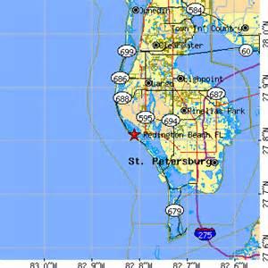 map of redington florida redington florida fl population data races