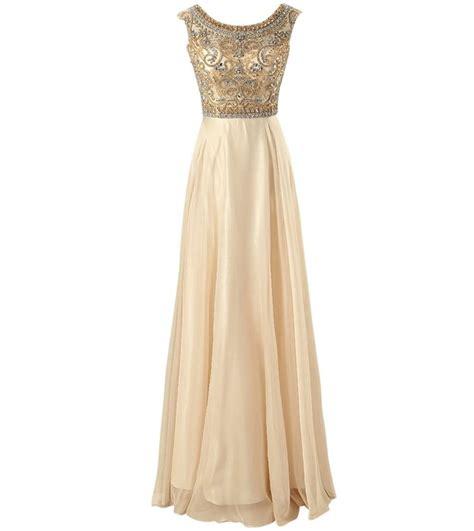 Handmade Evening Dresses - formal evening dress handmade beading chiffon prom