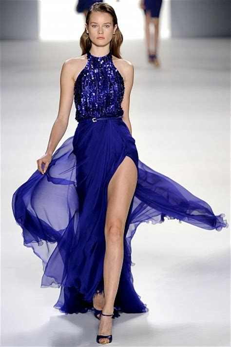 Dress Model Blue Fashion Impor beautiful blue dress elie saab fashion image 301871 on favim