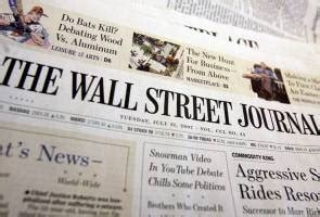 wall street journal sections wall street journal begins layoffs to launch with fewer