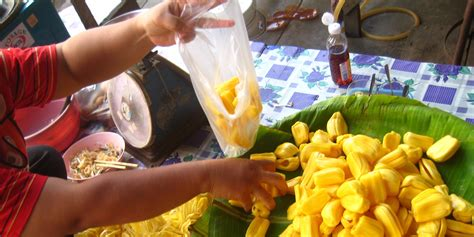 what does taste like what does jackfruit taste like business insider