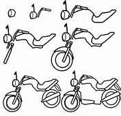 Drawing Motorbike