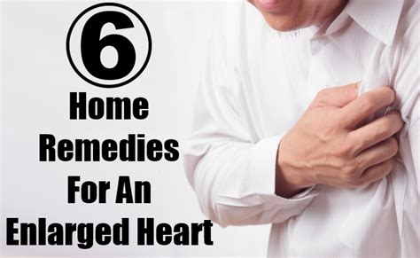 top 6 home remedies for an enlarged diy health remedy