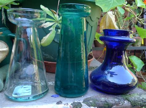 Bulbs In Vases by Hyacinth Vases There Is Nothing Half So Much Worth Doing