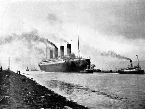 pictures of the titanic what if the titanic hadn t sunk 100 years ago