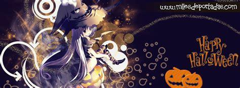 imagenes de happy halloween para facebook portadas para facebook happy halloween anime bruja