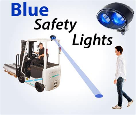 blue forklift safety light blue spot light forklift safety big joe lift